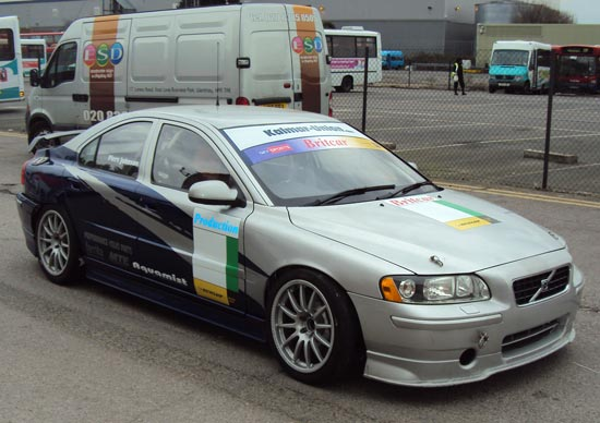 Racing Car Vinyl Graphics