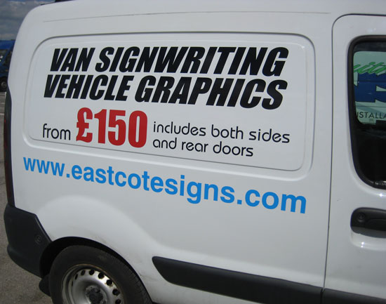 London Vehicle Graphics Vehicle Graphics London Vinyl Lettering - Vinyl decals for cars uk